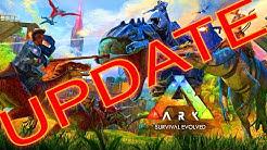 Hier ein paar Infos zum neusten ARK Update für PS4