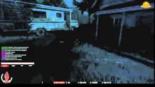 Infestation (War Z) Зомби в Трейлер-парке
