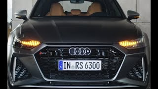 homepage tile video photo for NEW AWESOME Audi RS6 Avant! BMW M5 Competition CRUSHER? 🙄