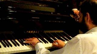 """""""Frisky Fingers"""" performed by pianist/composer Tom Brier @ The WCRF~ 2008"""