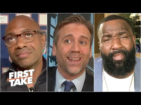No one is on board with Max's LeBron vs.  Kawhi debate | First Take