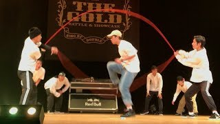 【the Gold 10th Anniversary】butter Dogs Double Dutch