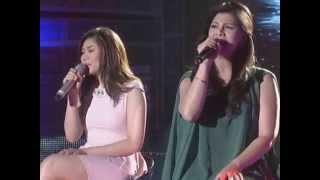 Sarah G sings 'Ikaw Lang Ang Mamahalin/Tell Me with Joey Albert