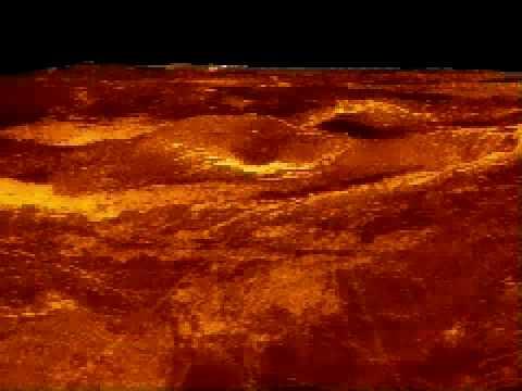 Venus Surface - YouTube