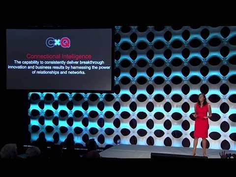 """Erica Dhawan at Inspire 2015: """"The Power of Connectional Intelligence"""""""