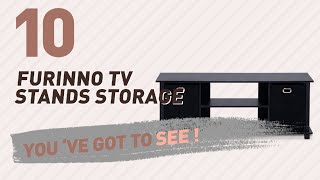 Furinno TV Stands Storage // New & Popular 2017