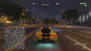 GTA 5 Online Car Meet