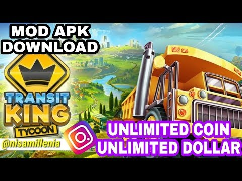GAME MOD - BAGI BAGI LINK DOWNLOAD GAME TRANSIT KING TYCOON MOD APK DOWNLOAD FREE FOR ANDROID - 동영상