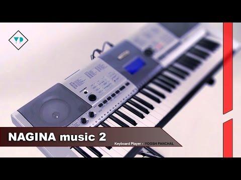 Nagina Been Music 2 On Piano |  Keyboard Tutorial | Doodh Ka Karz