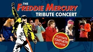The Freddie Mercury Tribute Concert 1992 - Ultimate Complete Edition (Trailer)