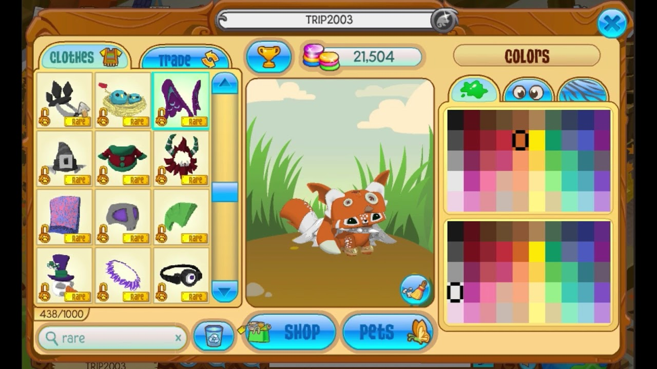 Animal Jam~ Easy Way To Get A Short Spike Wrist!+ giveaway