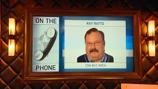 CSN Bay Area Ray Ratto Talks 49ers Head Coaching Candidates & More - 1/2/17