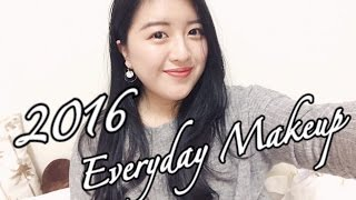 Everyday Makeup Tutorial  秋冬日常酒紅色系妝容分享|ANGELA MAKEUP