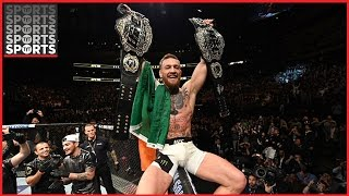 McGregor Stripped of Featherweight Title