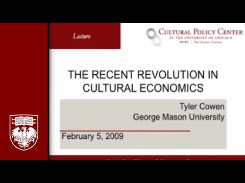 The Recent Revolution in Cultural Economics