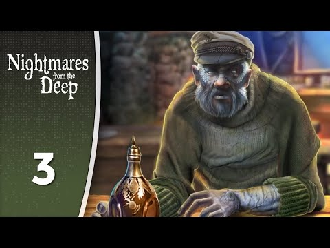 THE NEWSPAPER OFFICE - Nightmares from the Deep 2: the Siren's Call #3 (Let's Play/PC)  