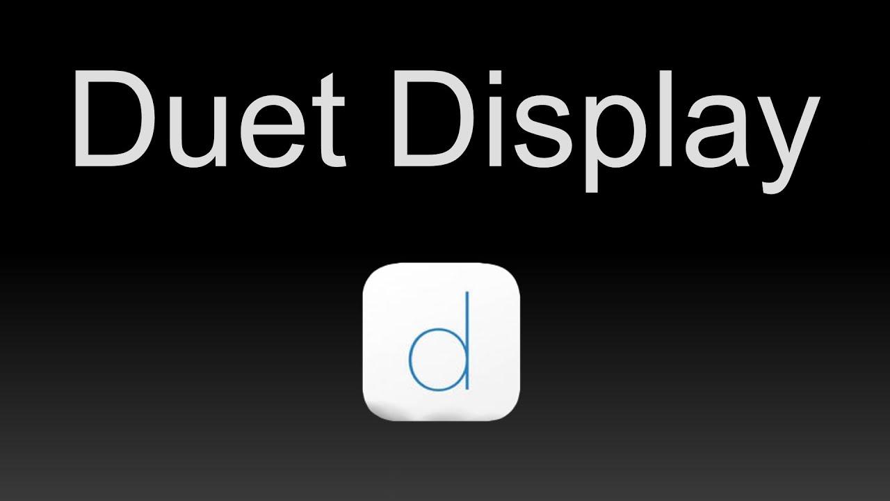 duet display free download iphone