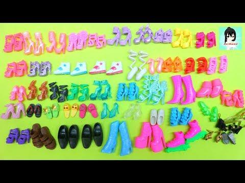 Bộ sưu tập GIÀY BÚP BÊ#4 / Ami Channel/  My Doll Shoe Collection