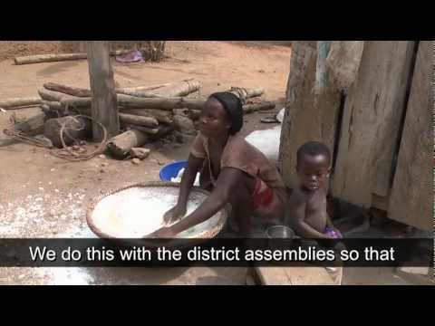 Ghana Water, Sanitation and Hygiene Project