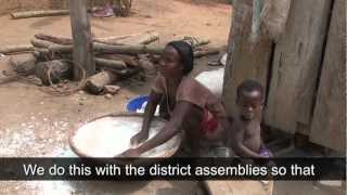 Ghana Water, Sanitation and Hygiene Project