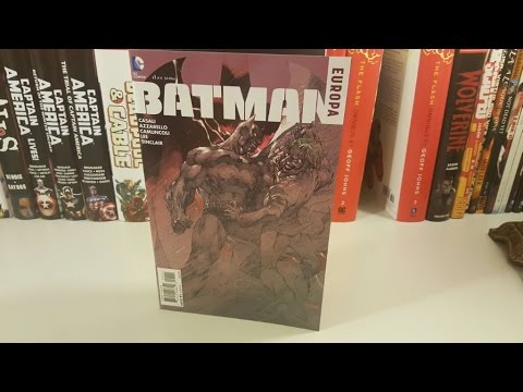 Batman Europa Issues 1 Overview