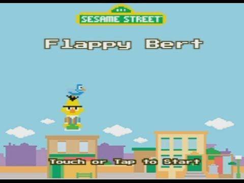 FLAPPY BERT - Gameplay