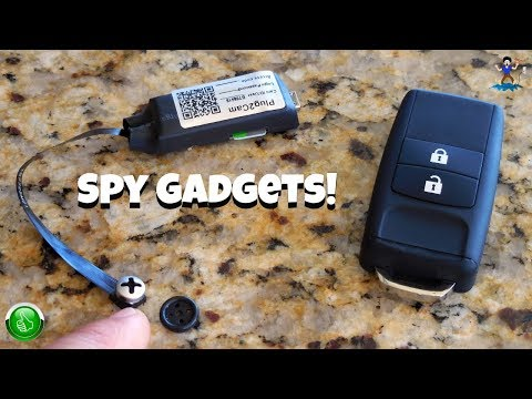 2 Extremely Useful Spy Gadgets!