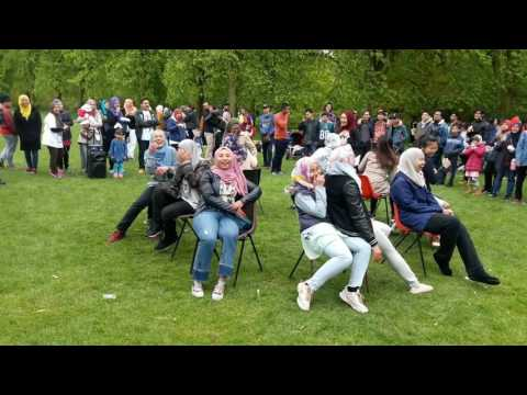 Family day 2017   Musical chairs game