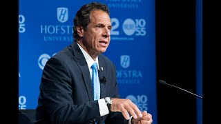 Cuomo blames Trump's tax reforms for New York's $2B deficit