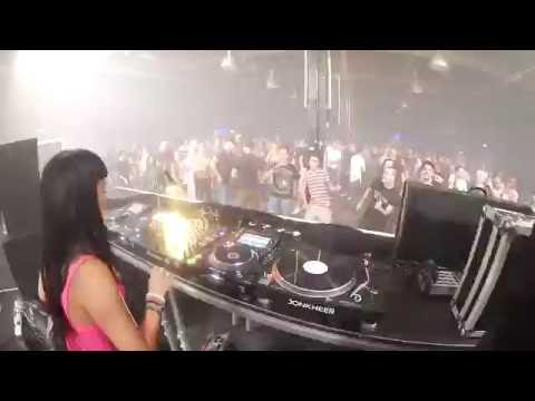 Fatima Hajji @ Depot Club - ALL NiGHT LONG 6H Set (Amsterdam - The Netherlands) 10 09 2016