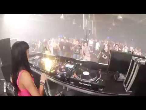 Fatima Hajji @ Depot Club - ALL NiGHT LONG 6H Set (Amsterdam - The Netherlands) 10 09 2016