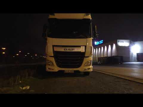 Freddy's Fernfahrerwoche - Rückweg aus Wales