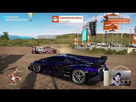 Forza Horizon 3 PR stunts STREAM unedited