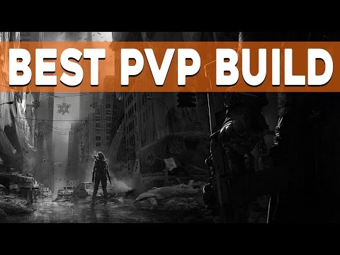 The Division BEST PVP BUILD!