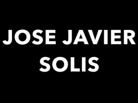 DE QUE ME SIRVE QUERERTE...JOSE JAVIER SOLIS