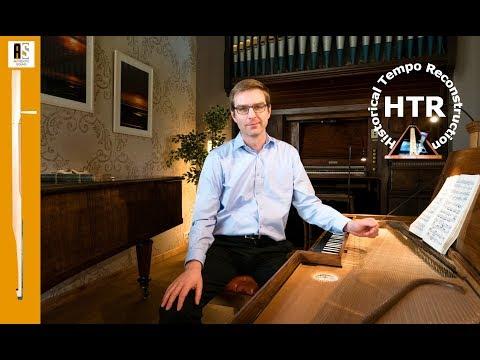 L.v.Beethoven, Sonata n°7 in D major, opus 10/3 (1), Wim Winters, Clavichord