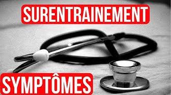 """5 symptômes du SURENTRAÎNEMENT (+ 1 remède """"MIRACLE"""")"""