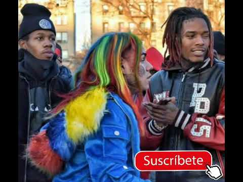 "6IX9INE - On The Regular Ft. Fetty Wap & Boogie ""KEKE"" Official Audio"