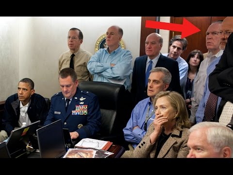 Ex-CIA director reveals what it was like inside the situation room during the Bin Laden raid