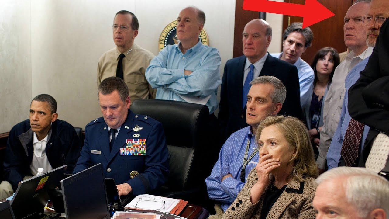 Ex-CIA director reveals what it was like inside the situation room ...