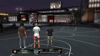 BEST SHOOTING 99 OVERALL COME DROP ME OFF | Friend boutta hit 98 Overall!
