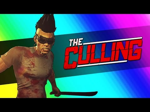 Thumbnail: The Culling Funny Moments - Delirious's Man Finder (Hunger Games / Battle Royale)