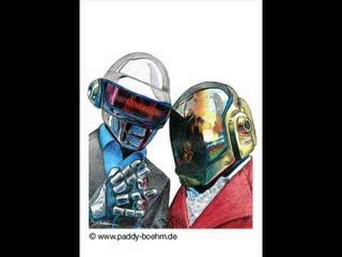 Daft Punk-Revolution 909 Backwards
