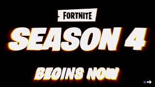 [Fortnite] Season 4 Trailer