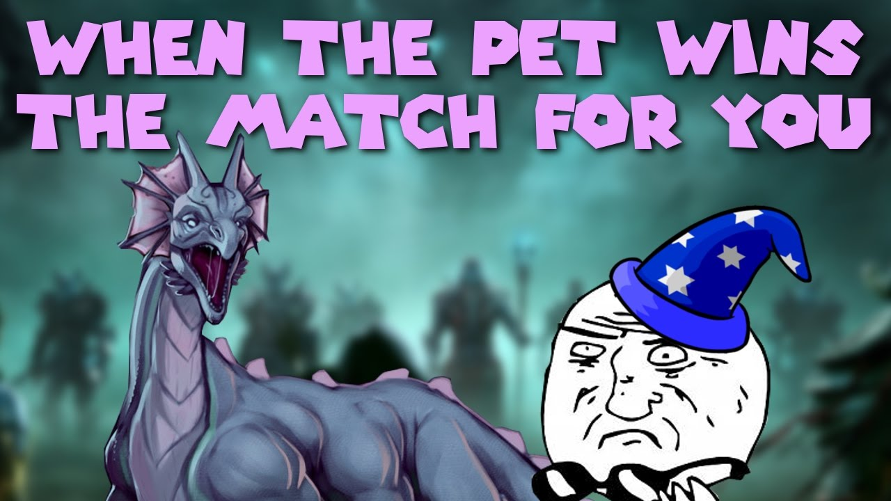 Wizard101 Myth PvP: THIS PET IS MORE OP THAN I AM?!