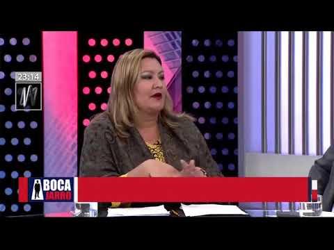 """Canal N - Entrevista a la congresista Milagros Takayama en """"A Boca Jarro"""" (19-10-2017)"""