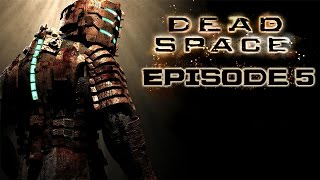 Dead Space Let's Play en Facecam - Episode 5 : Méchante Centrifugeuse