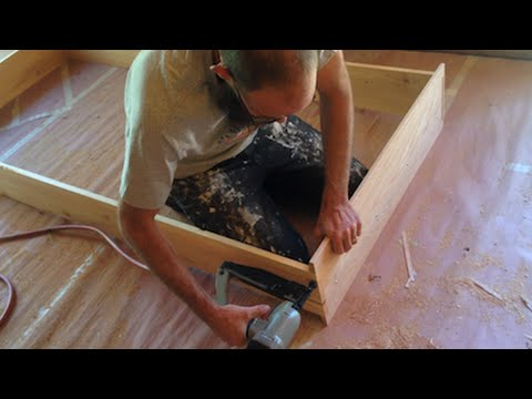 How To Build A Custom Door Jamb Fouch O Matic Workshop Youtube