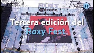 Disfrutan Roxy Fest entre comida yucateca