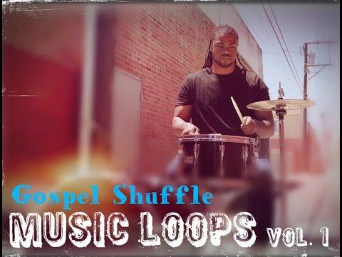 DRPA Music Loops: Gospel Shuffle